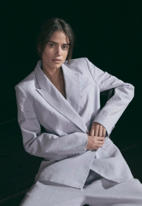 Anna Herrera On Marie Claire March'18