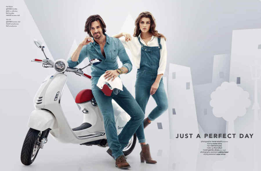 Silvia and Patrick