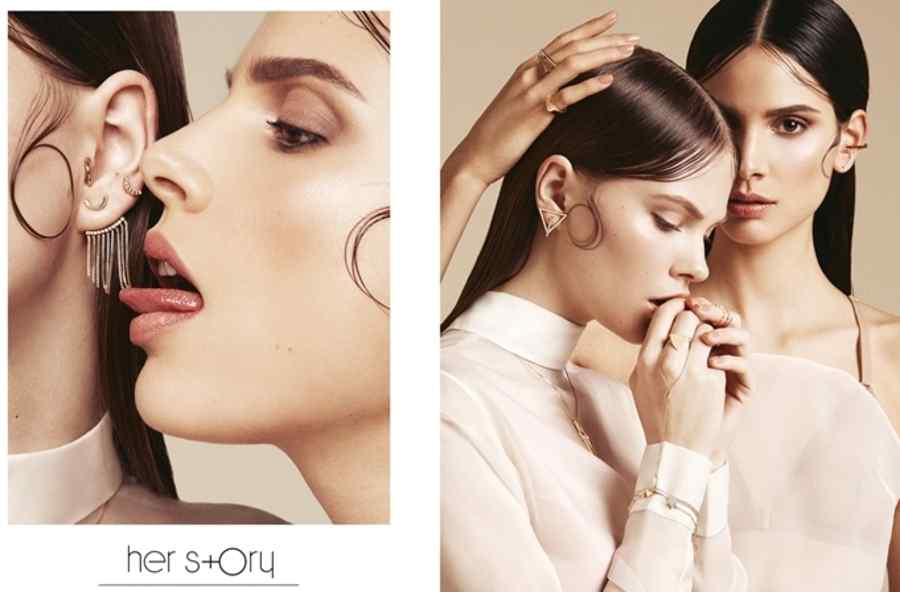 Brenda and Barbora