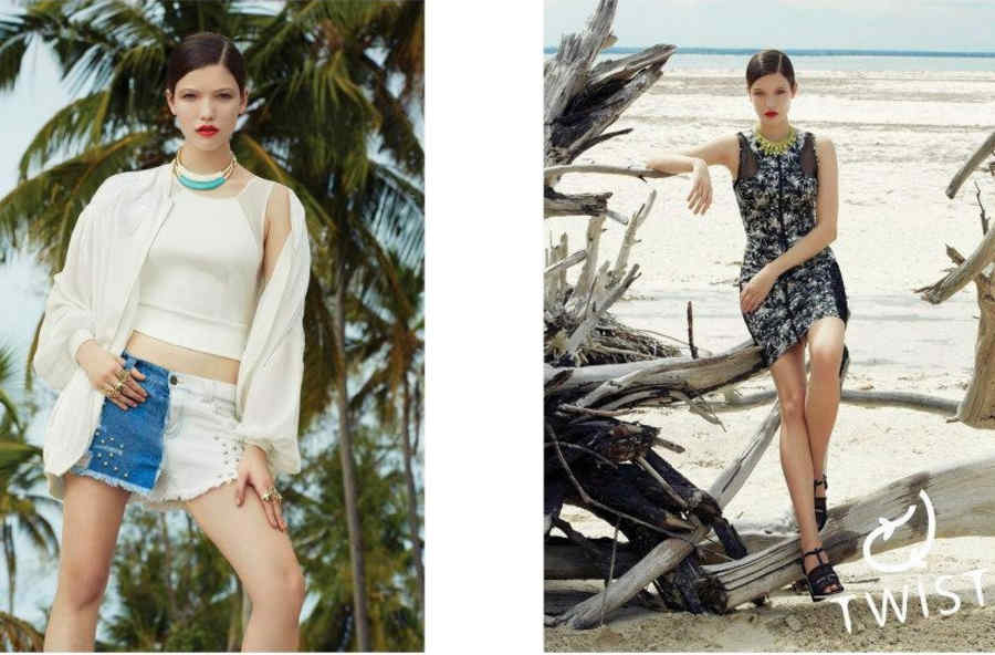 Polly for Twist SS13