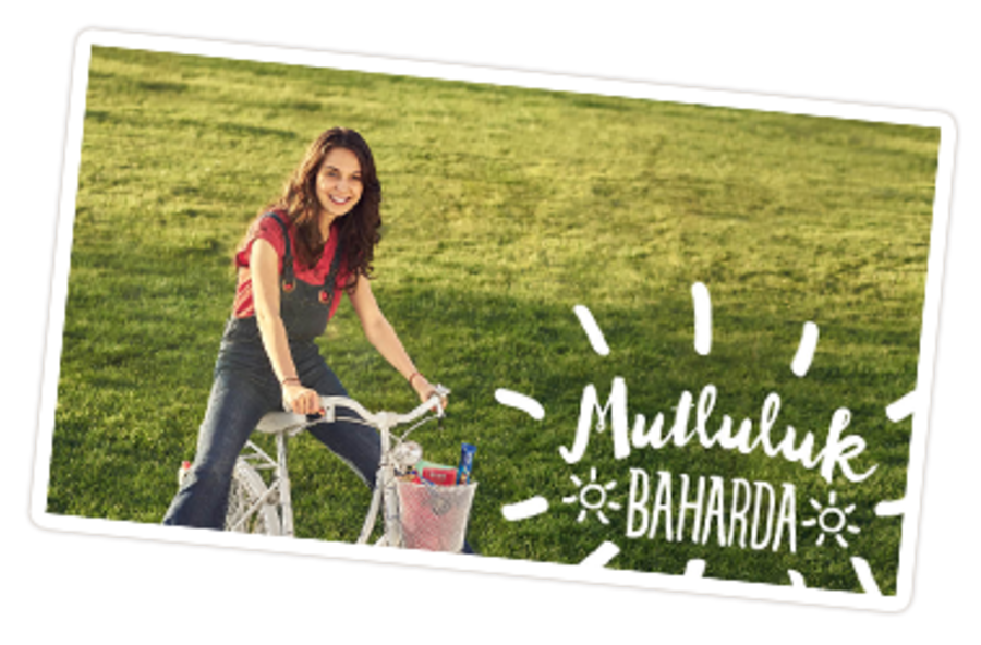 Patricia For Ulker Mutluluk  Campaign