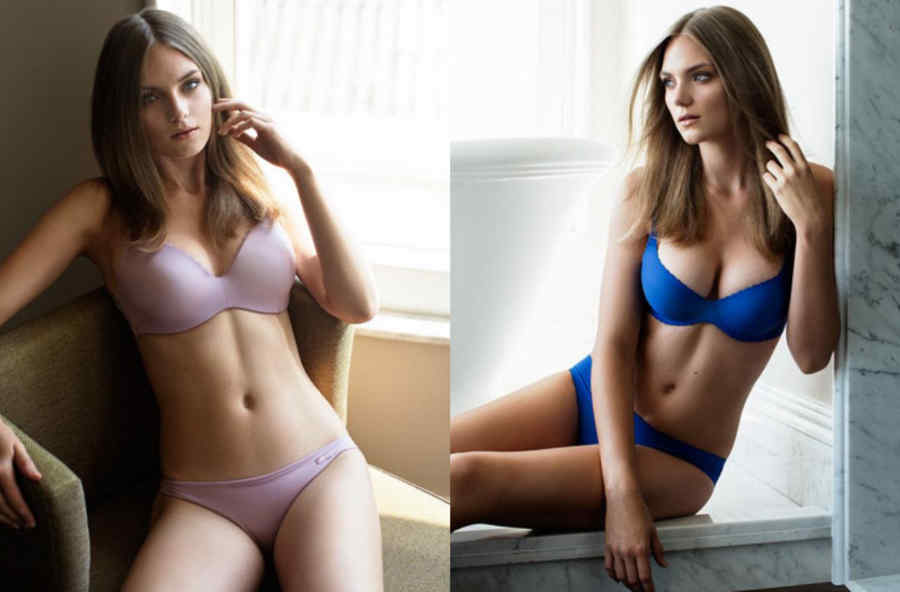 Reka  for YKM Lingerie  AW14