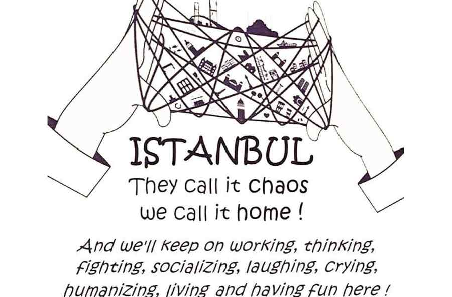 Istanbul is love